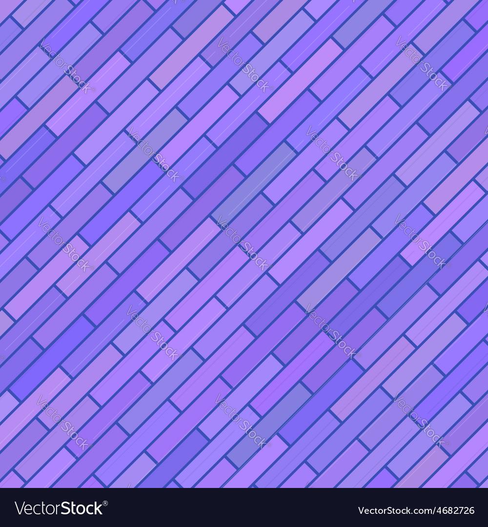 Blue brick background vector   Price: 1 Credit (USD $1)