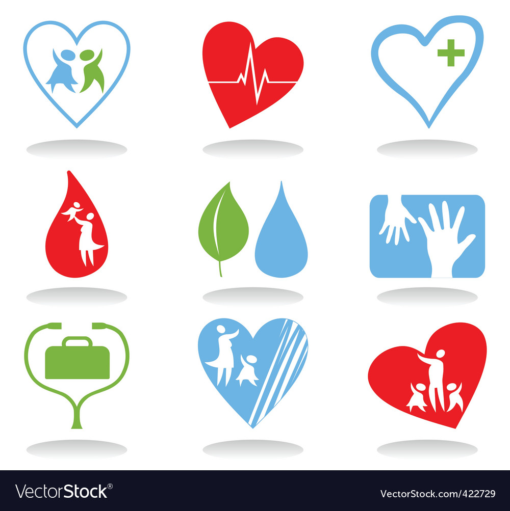 Medical icons4 vector | Price: 1 Credit (USD $1)