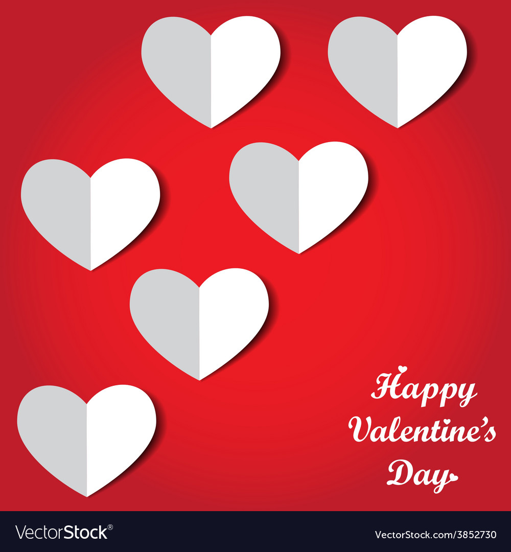 Card valentines day vector | Price: 1 Credit (USD $1)