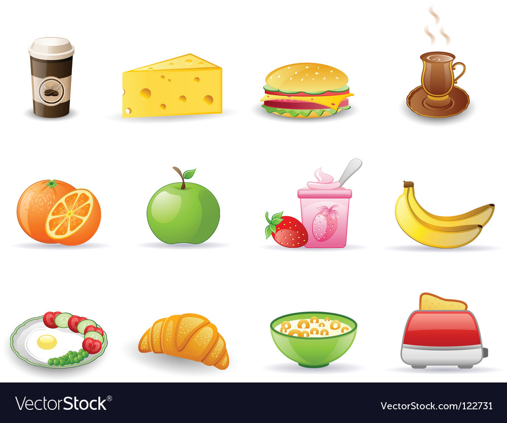 Breakfast vector | Price: 1 Credit (USD $1)