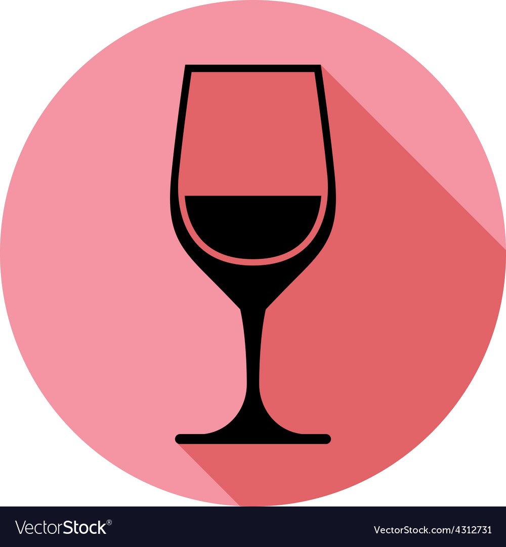 Sophisticated wine goblet stylish alcohol theme c vector   Price: 1 Credit (USD $1)