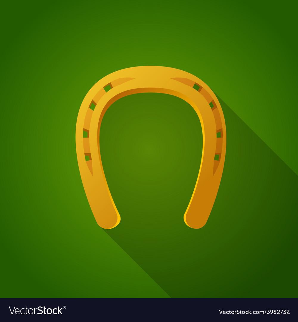 Horsehoe vector | Price: 1 Credit (USD $1)