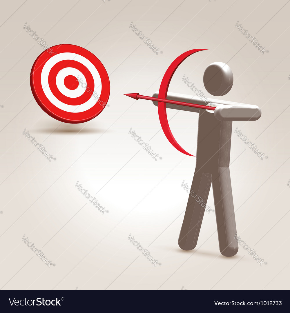 Aim the target vector | Price:  Credit (USD $)
