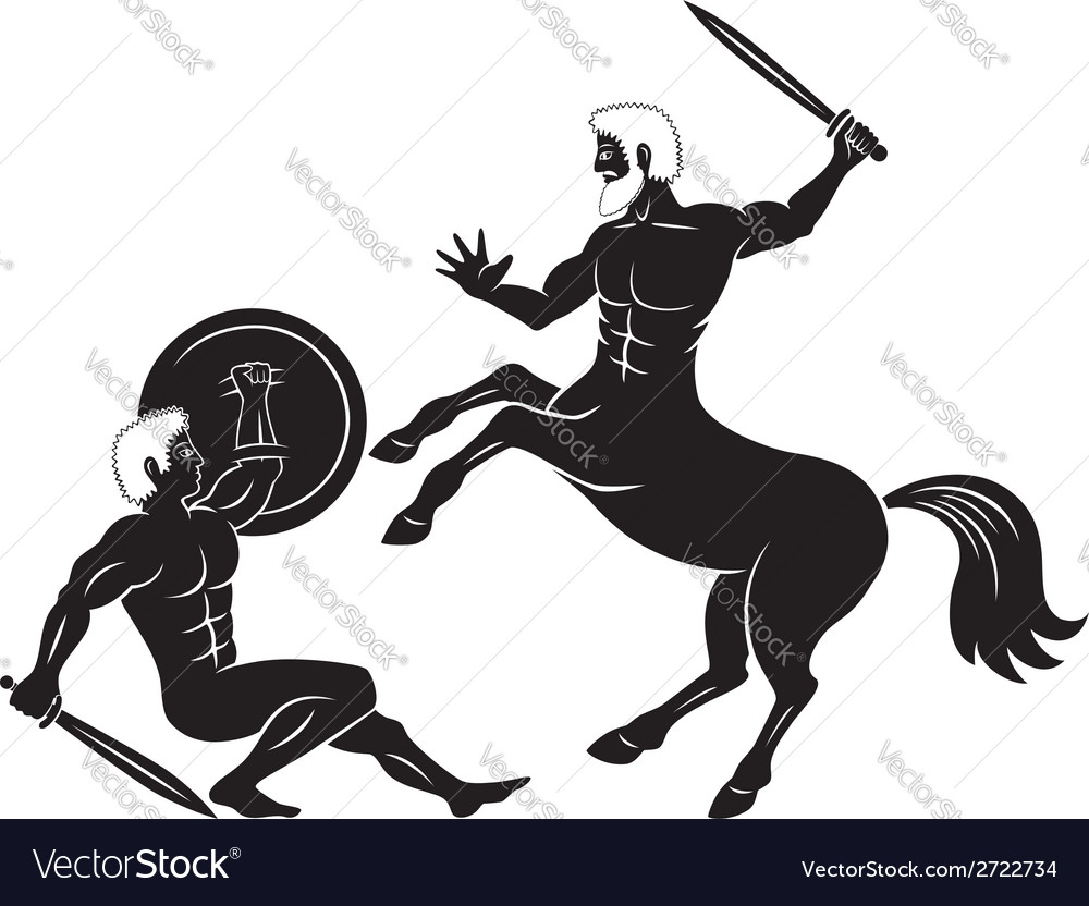 Centaur vector | Price: 1 Credit (USD $1)