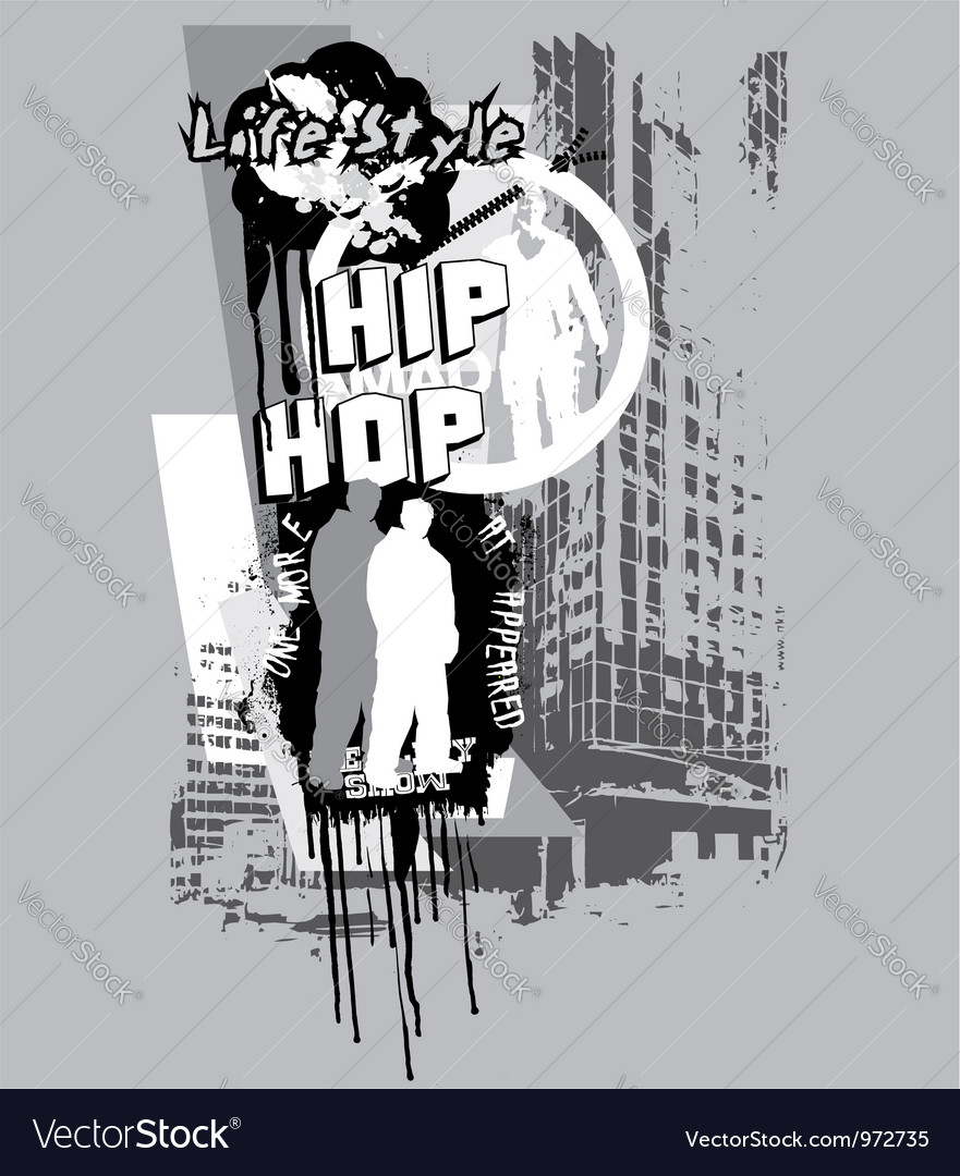 Hiphop vector | Price: 1 Credit (USD $1)