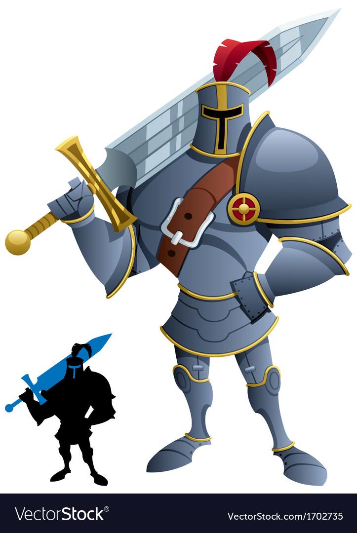Knight vector | Price: 3 Credit (USD $3)