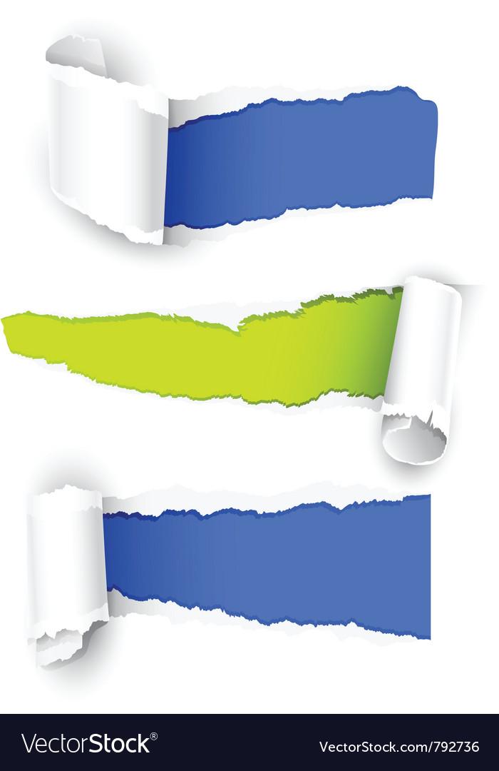 Colour paper vector | Price: 1 Credit (USD $1)