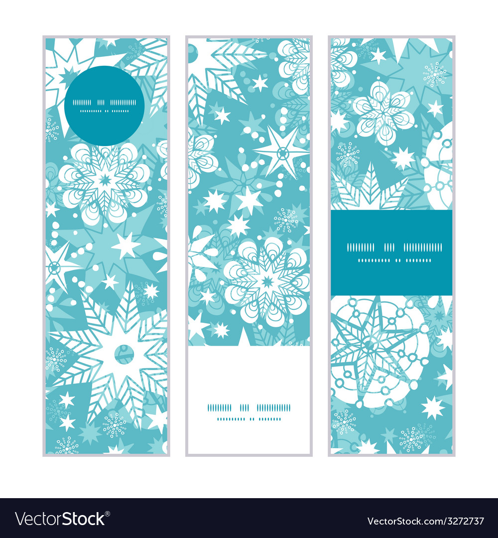 Decorative frost christmas snowflake silhouette vector | Price: 1 Credit (USD $1)