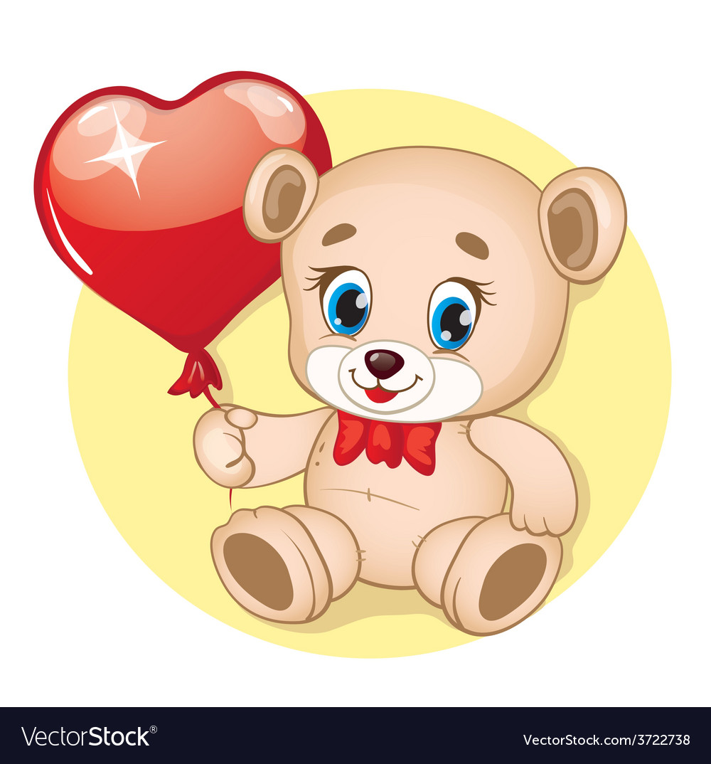 Cute bear vector | Price: 1 Credit (USD $1)