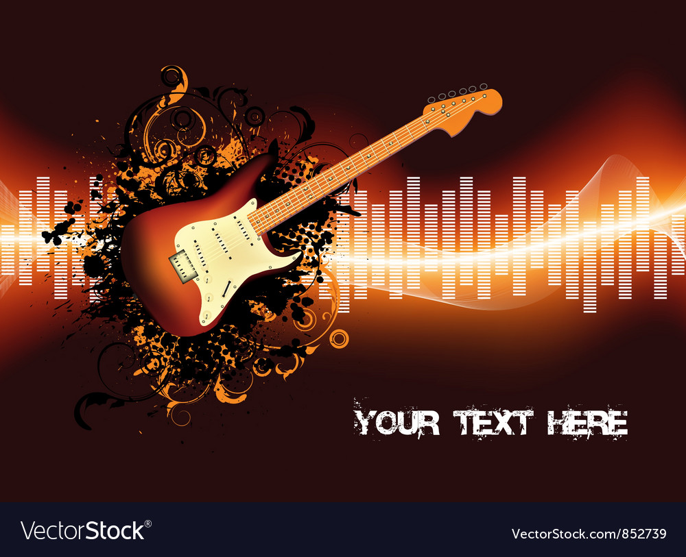 Abstract concert poster vector   Price: 1 Credit (USD $1)