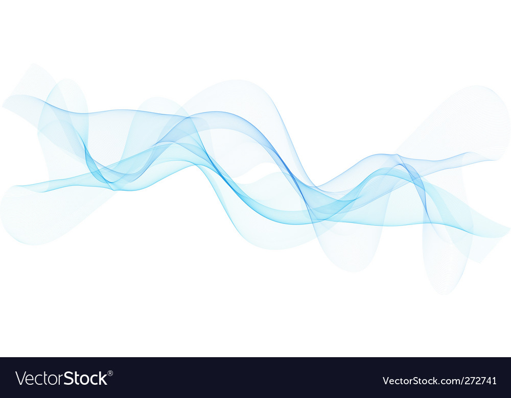 Abstract waves vector | Price: 1 Credit (USD $1)