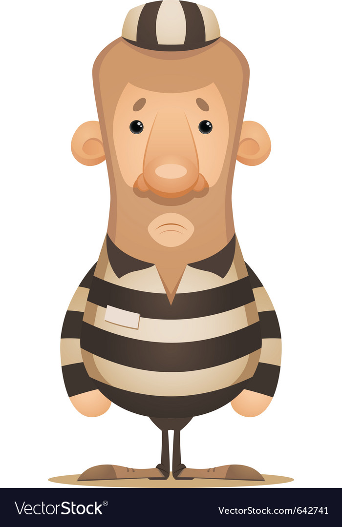 Prisoner vector | Price: 3 Credit (USD $3)