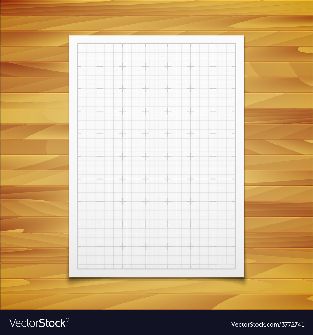 White isolated square grid with shadow isolated on vector | Price: 1 Credit (USD $1)