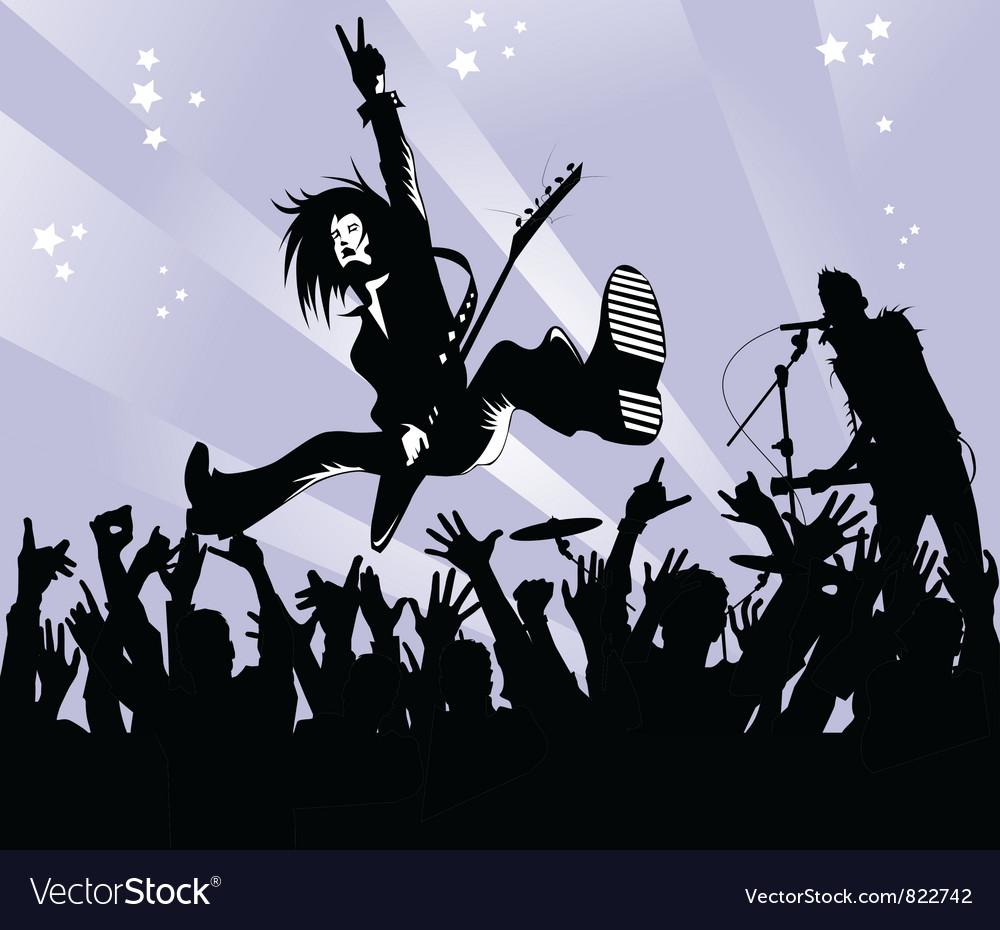 Explosive concert vector   Price: 1 Credit (USD $1)