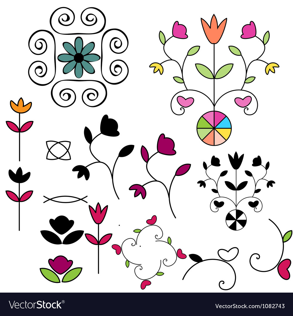 Decor vector | Price: 1 Credit (USD $1)