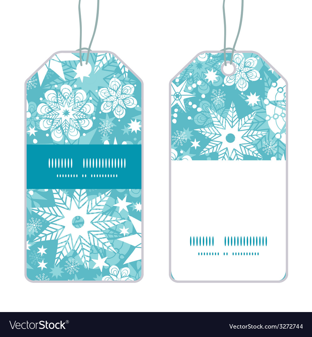 Decorative frost christmas snowflake silhouette vector   Price: 1 Credit (USD $1)