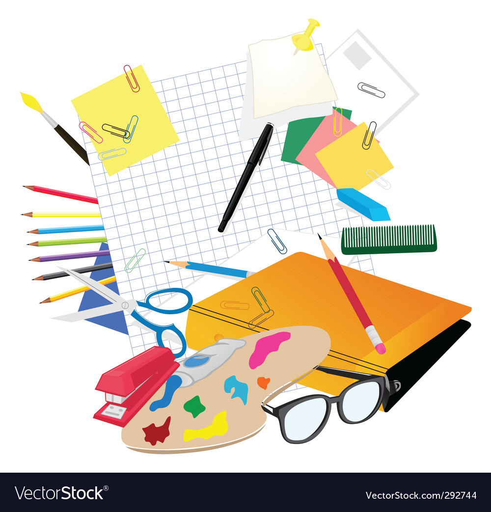 School subject vector | Price: 1 Credit (USD $1)