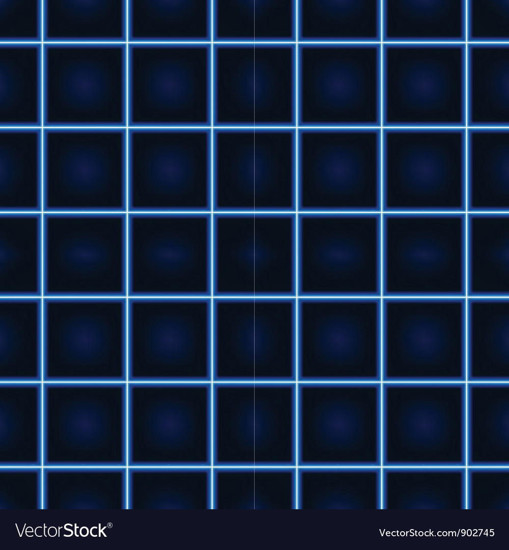 Glowing squared pattern vector | Price: 1 Credit (USD $1)