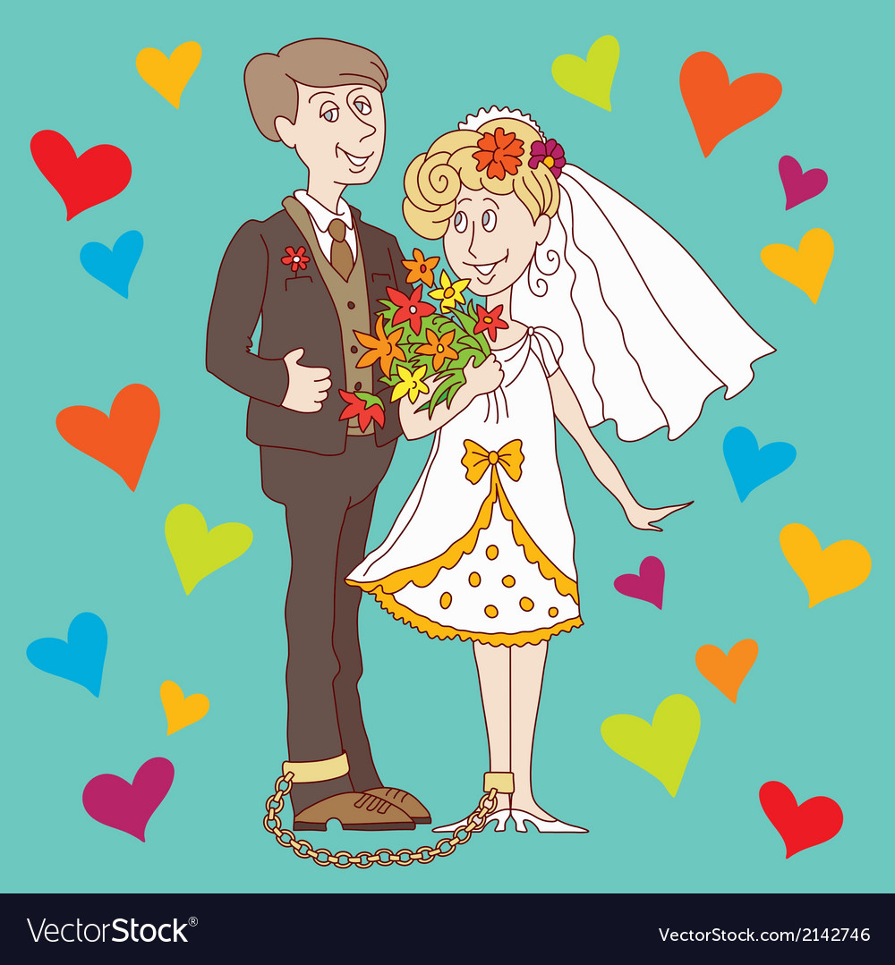 Wedding1 vector | Price: 1 Credit (USD $1)
