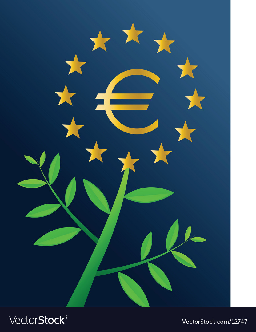Europe growth vector | Price: 1 Credit (USD $1)