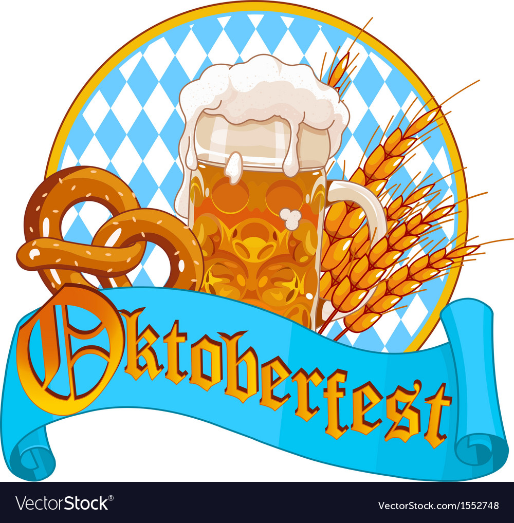 Oktoberfest celebration design vector   Price: 3 Credit (USD $3)
