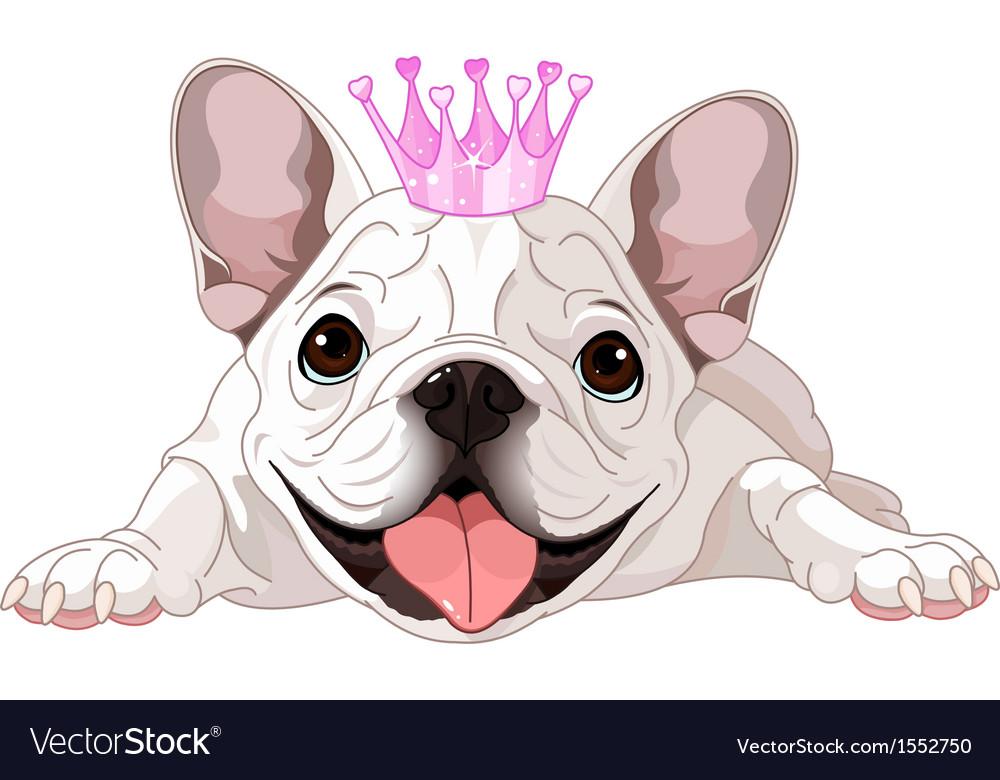 Royalty bulldog vector | Price: 3 Credit (USD $3)