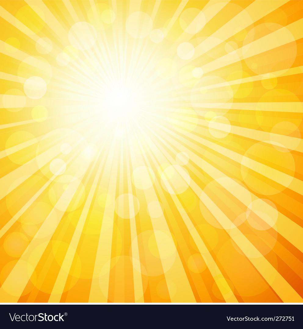 Sunburst vector | Price: 1 Credit (USD $1)