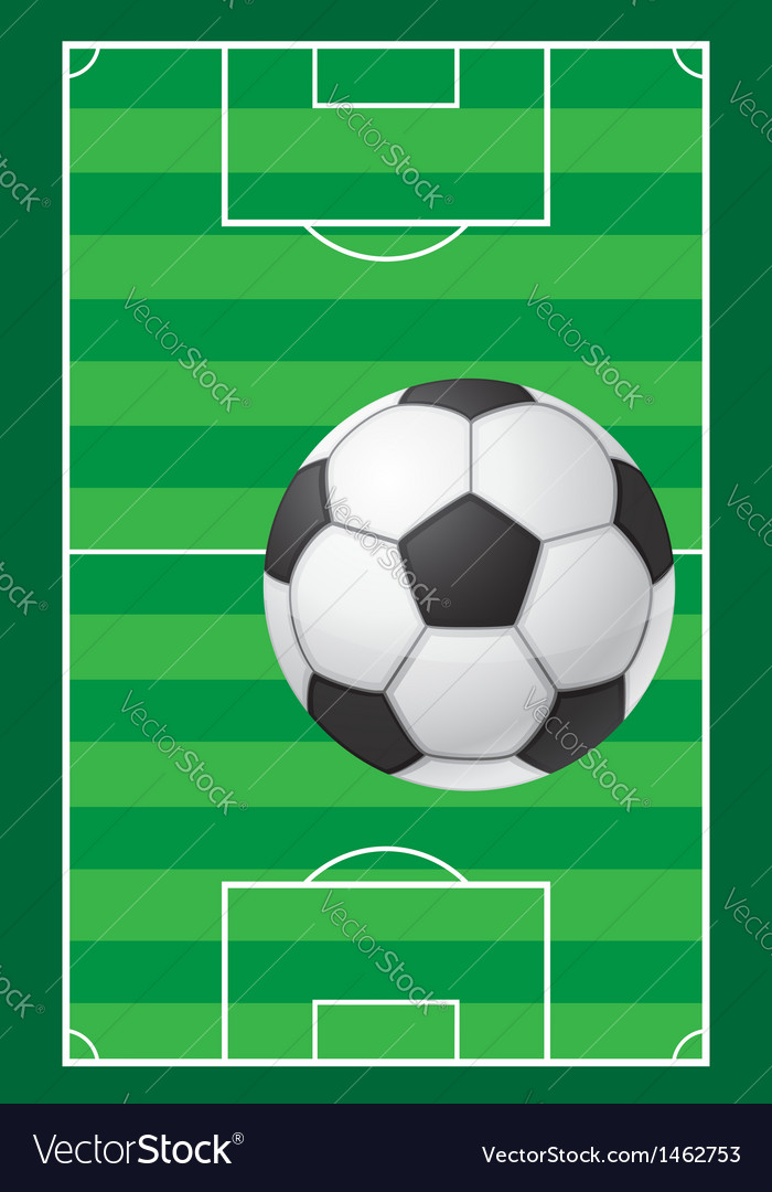 Football soccer 01 vector | Price: 1 Credit (USD $1)
