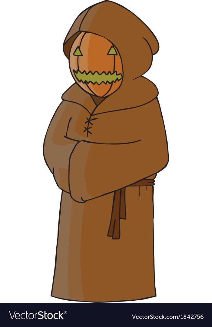 Mister pumpkin vector   Price: 1 Credit (USD $1)
