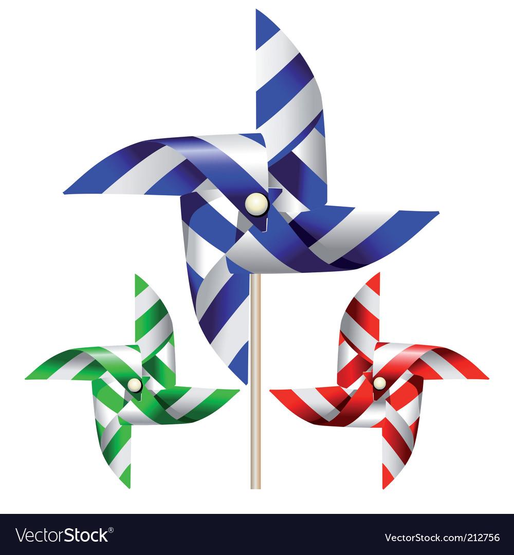 Windmill graphic vector | Price: 1 Credit (USD $1)