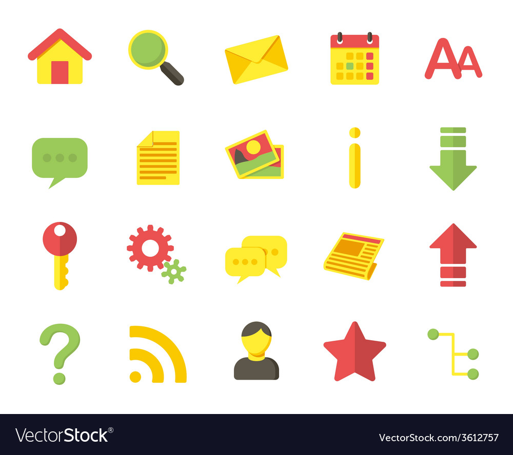 Web icons vector   Price: 1 Credit (USD $1)