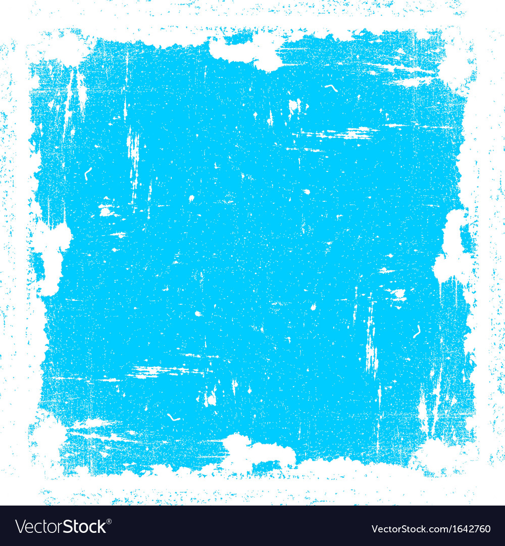 Cyan textured frame vector   Price: 1 Credit (USD $1)
