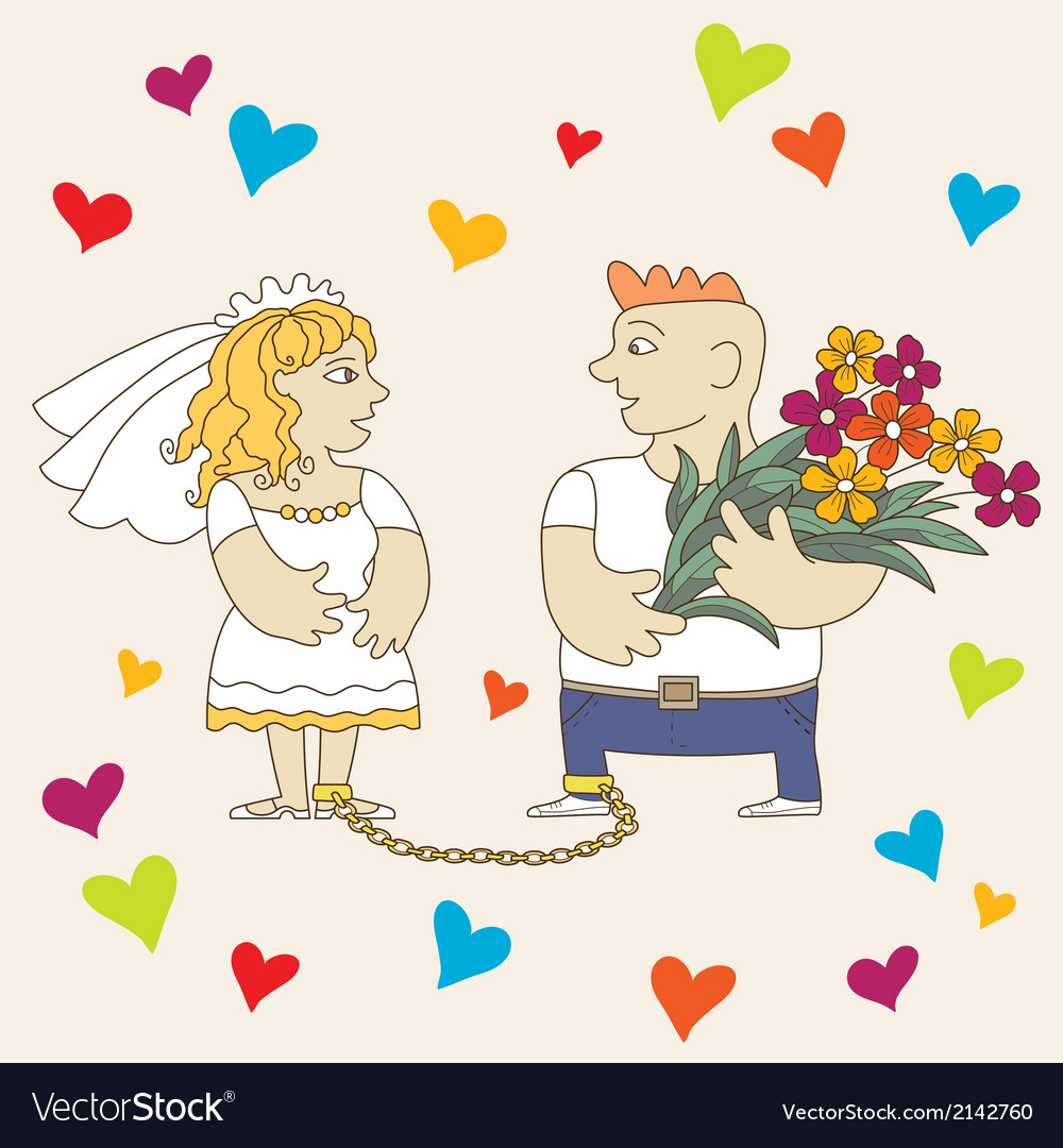 Wedding2 vector | Price: 1 Credit (USD $1)