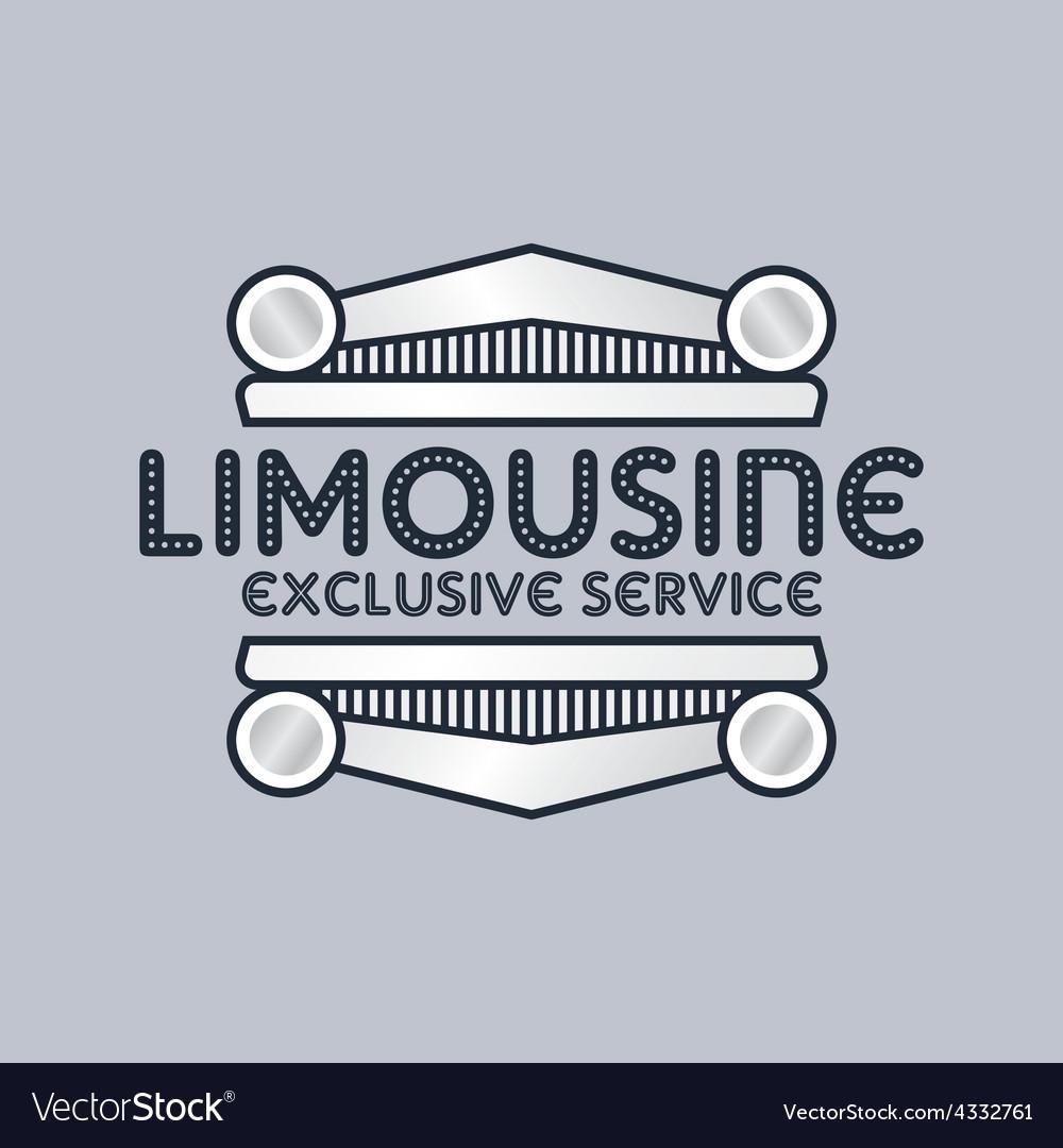Limousine vector | Price: 1 Credit (USD $1)