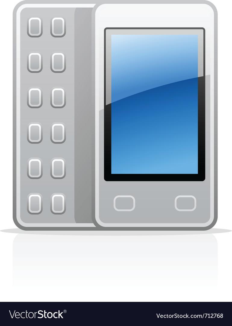 Communicator vector | Price: 3 Credit (USD $3)