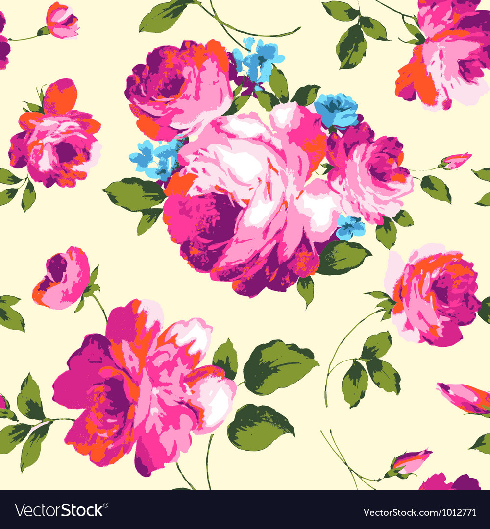 Designer roses vector | Price: 1 Credit (USD $1)