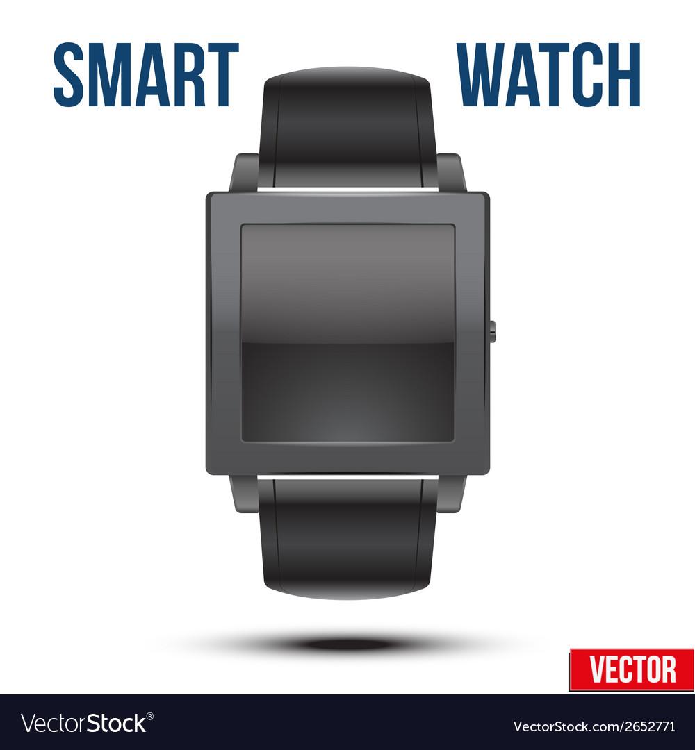 Smart design example wrist watch vector | Price: 1 Credit (USD $1)