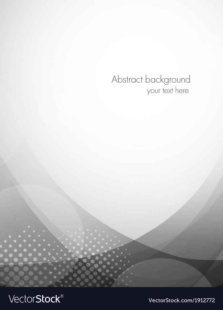 Abstract gray background vector | Price: 1 Credit (USD $1)
