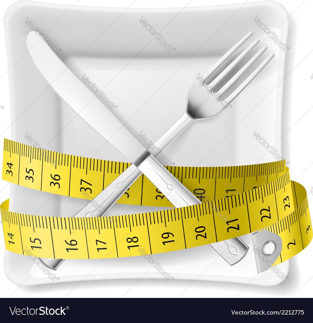 Diet concept vector   Price: 1 Credit (USD $1)
