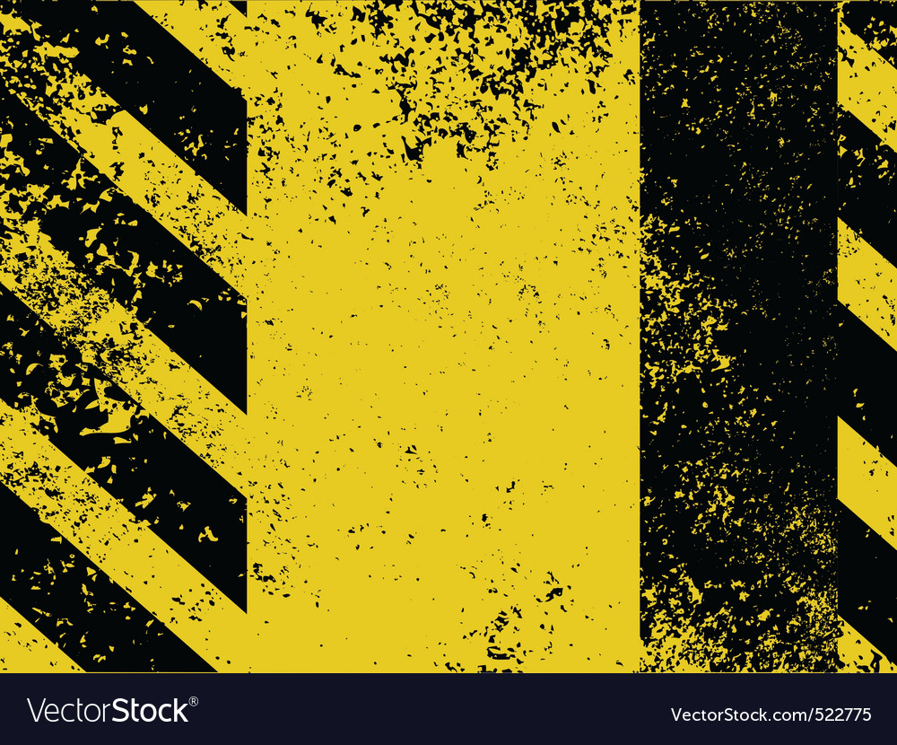 Hazard stripes vector | Price: 1 Credit (USD $1)