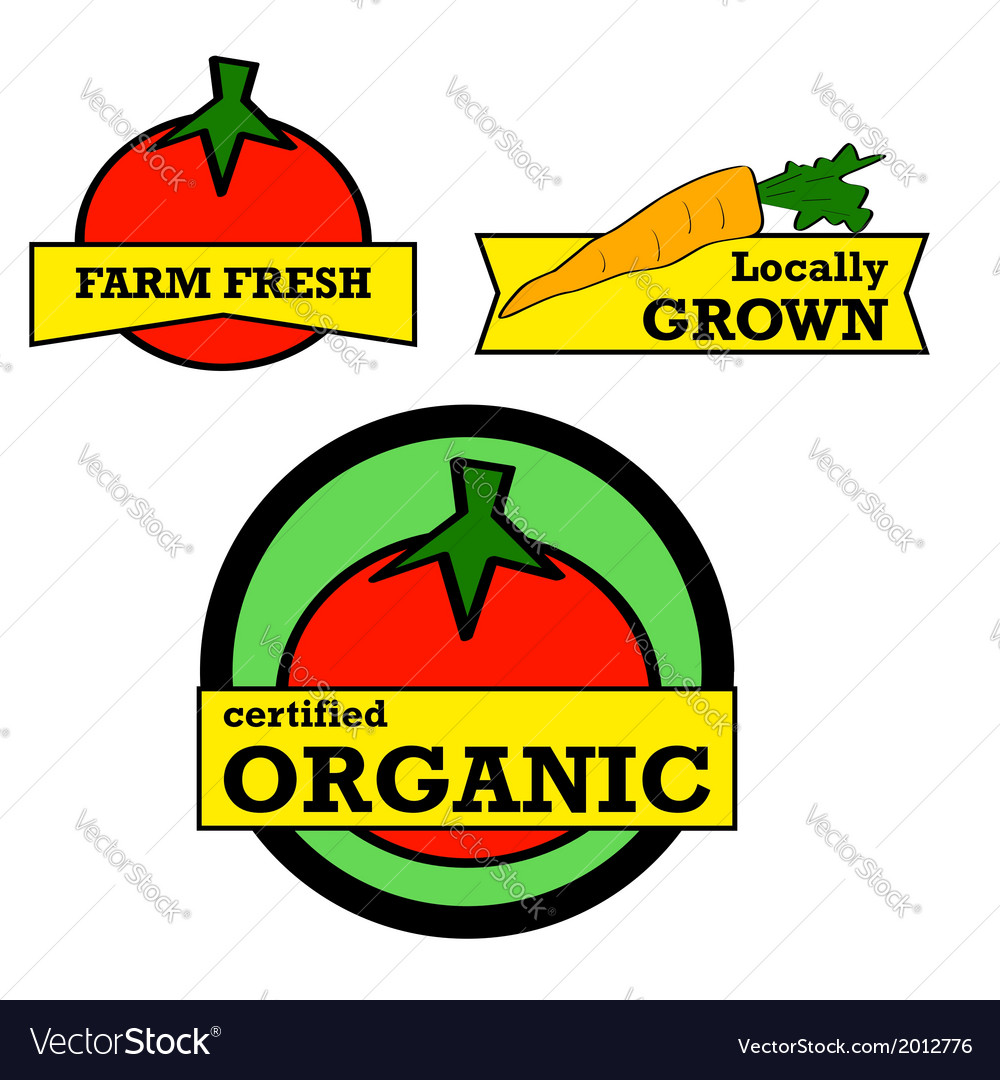 Fresh produce vector | Price: 1 Credit (USD $1)