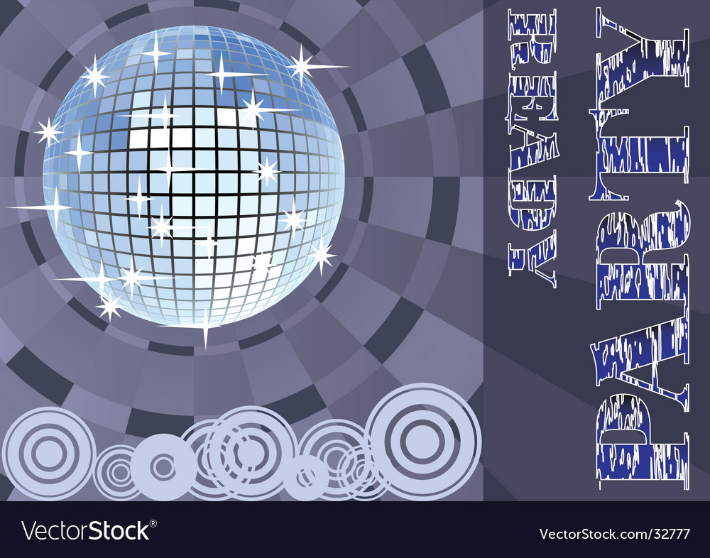 To give a party vector | Price: 1 Credit (USD $1)