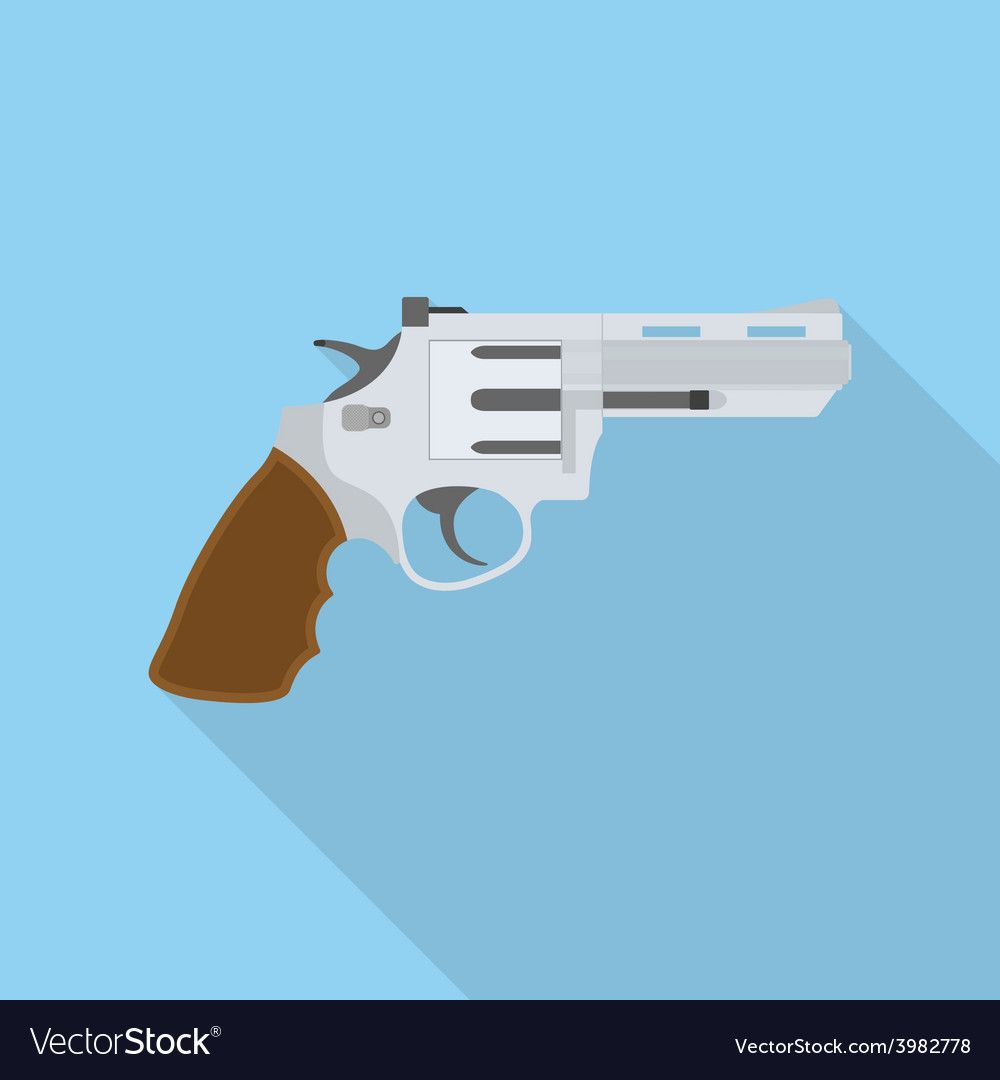 Gun vector | Price: 1 Credit (USD $1)