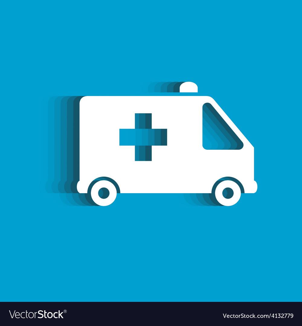 Ambulance vector   Price: 1 Credit (USD $1)