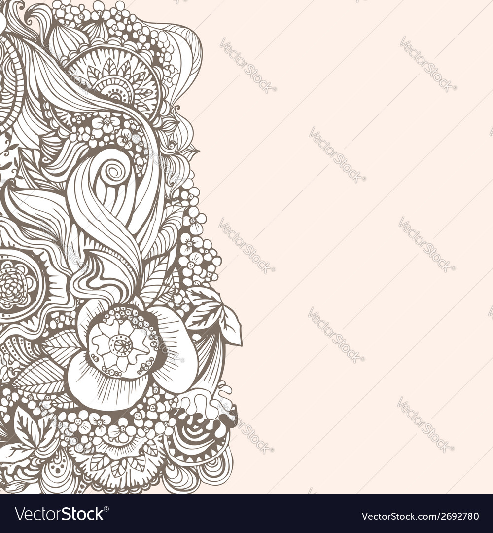 Template frame design for card vector   Price: 1 Credit (USD $1)