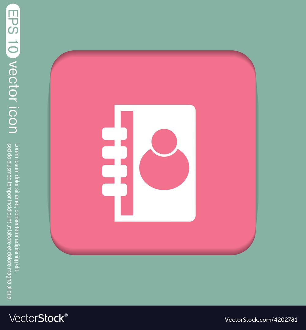 Phone address book vector   Price: 1 Credit (USD $1)