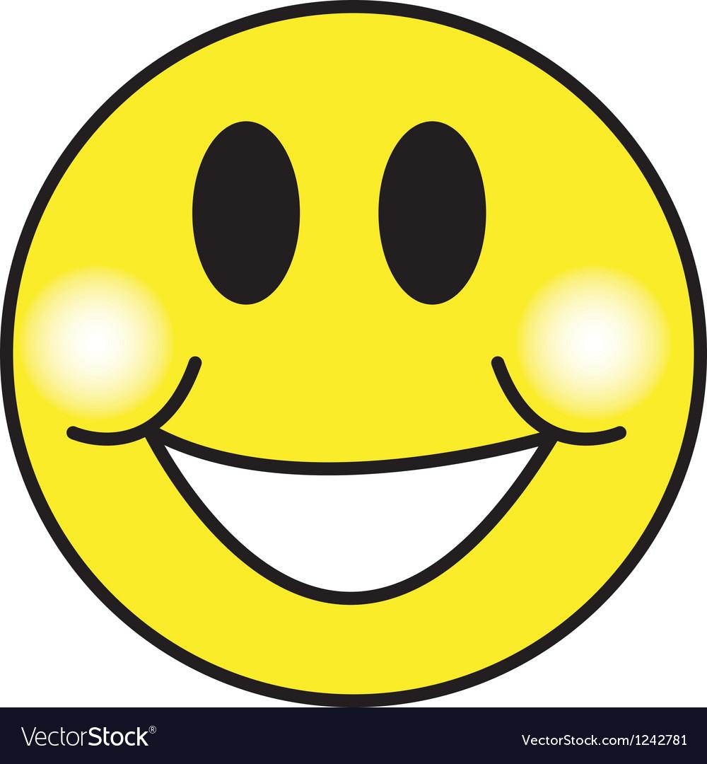 Smiley faces vector | Price: 1 Credit (USD $1)