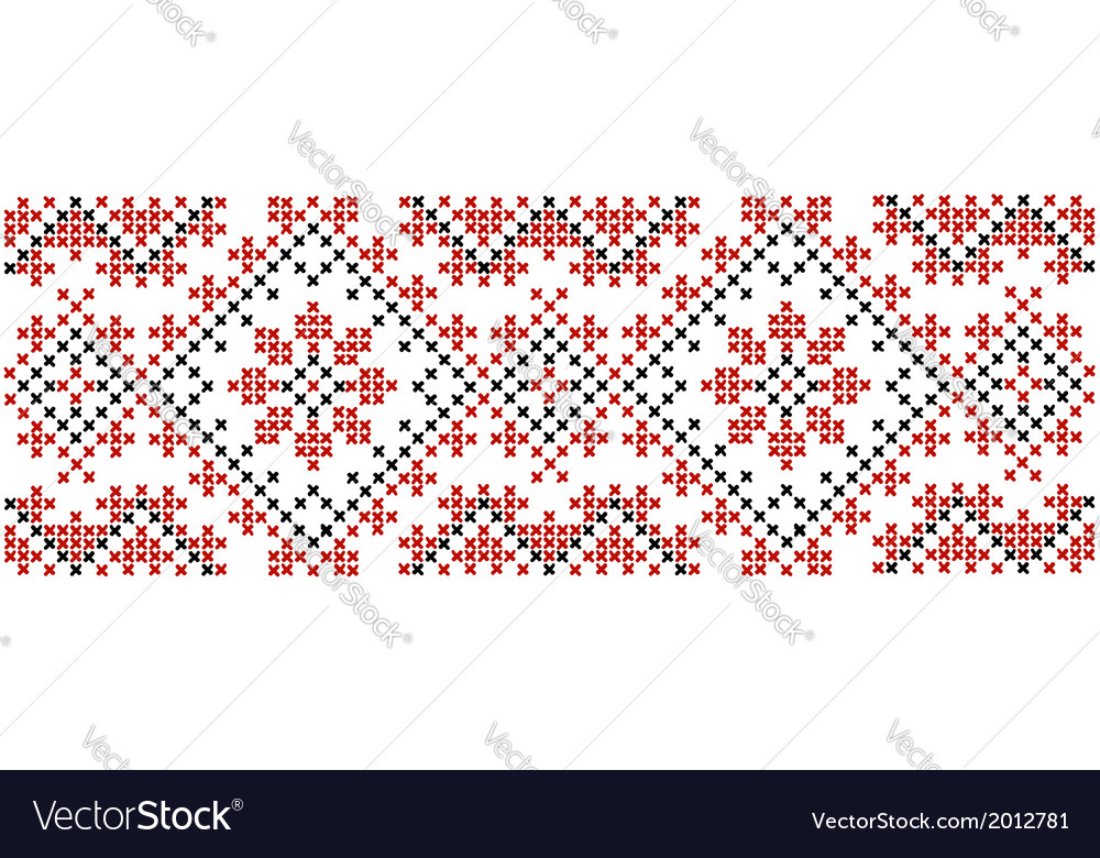 Ukrainian national ornaments vector | Price: 1 Credit (USD $1)