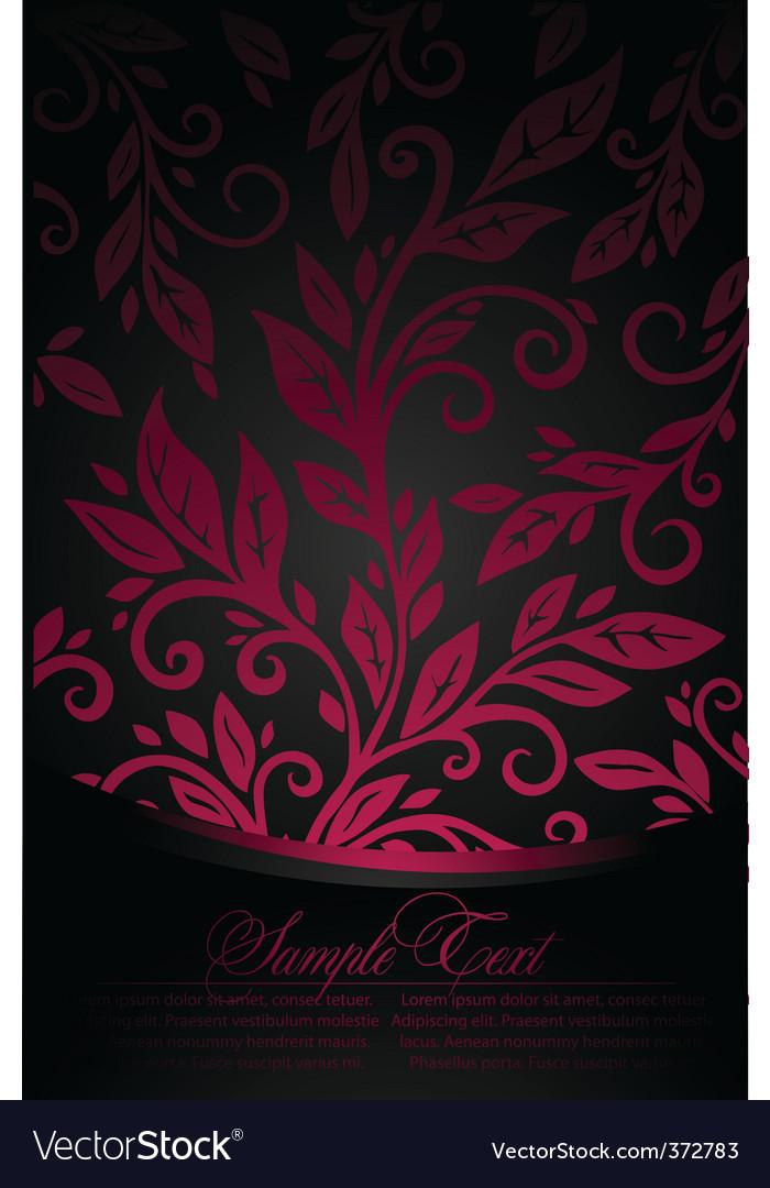 Wallpaper seamless vector | Price: 1 Credit (USD $1)