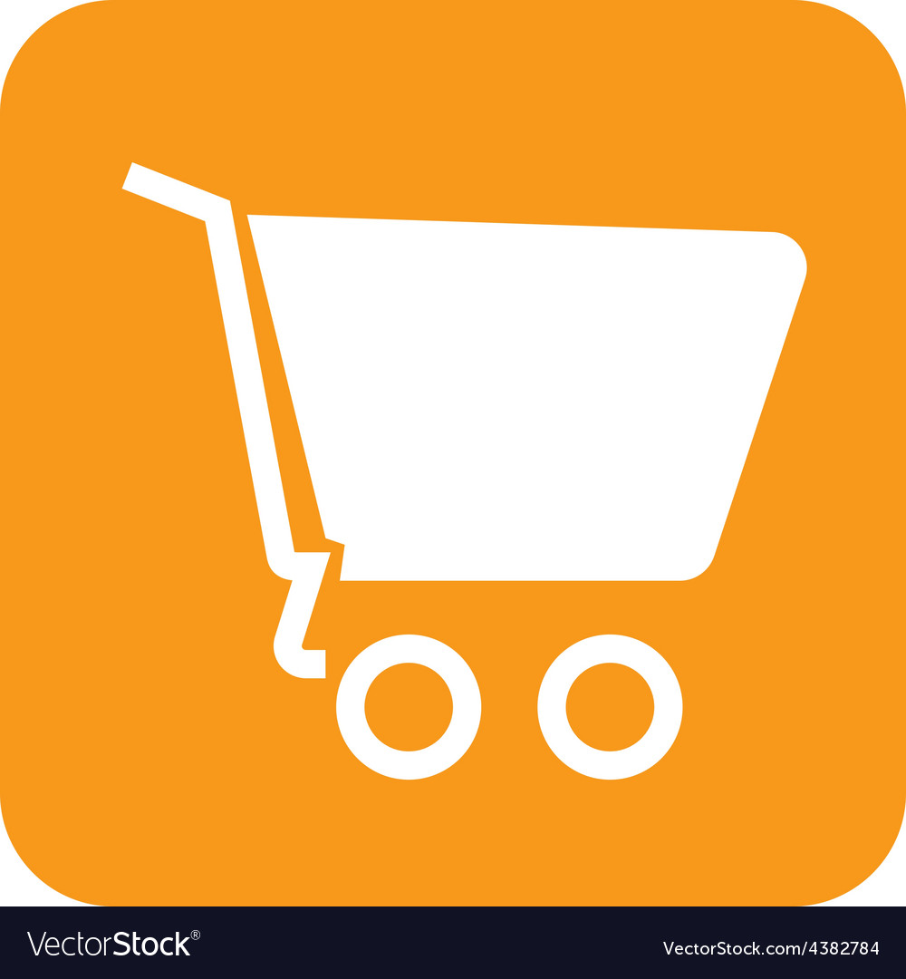 Empty cart vector | Price: 1 Credit (USD $1)